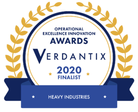 Verdantix OPEX Innovation Awards 2020 –_Heavy Industries No Border