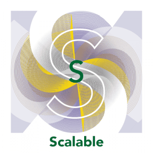 S – Scalable