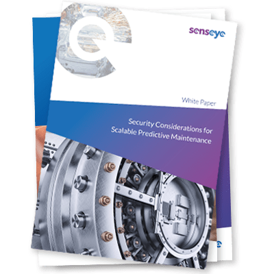 SECURITY CONSIDERATIONS FOR SCALABLE PREDICTIVE MAINTENANCE WHITE PAPER